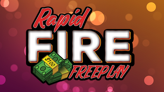 rapid-fire freeplay
