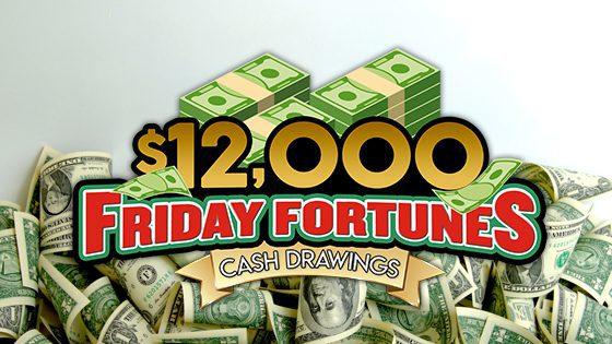 friday fortunes robinson rancheria casino