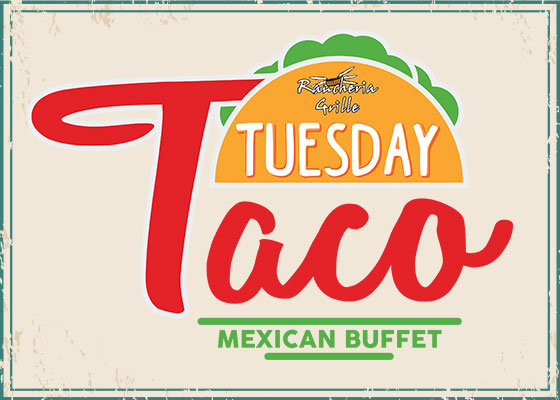 taco-tuesday robinson rancheria casino