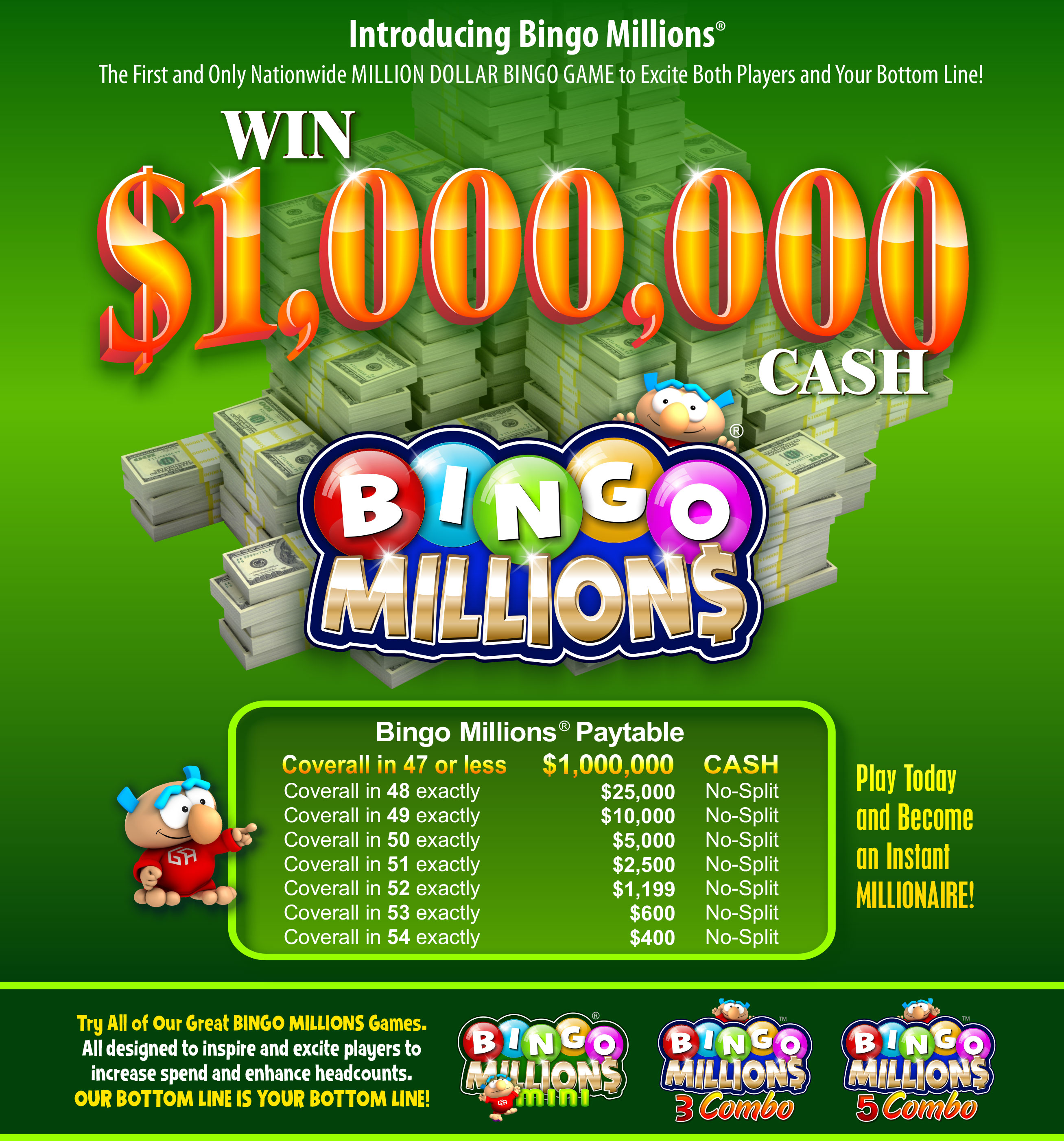 bingo-millions robinson rancheria casino bingo