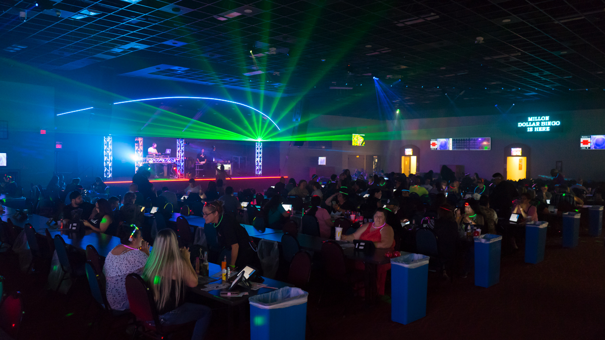 club bingo robinson rancheria resort casino bingo