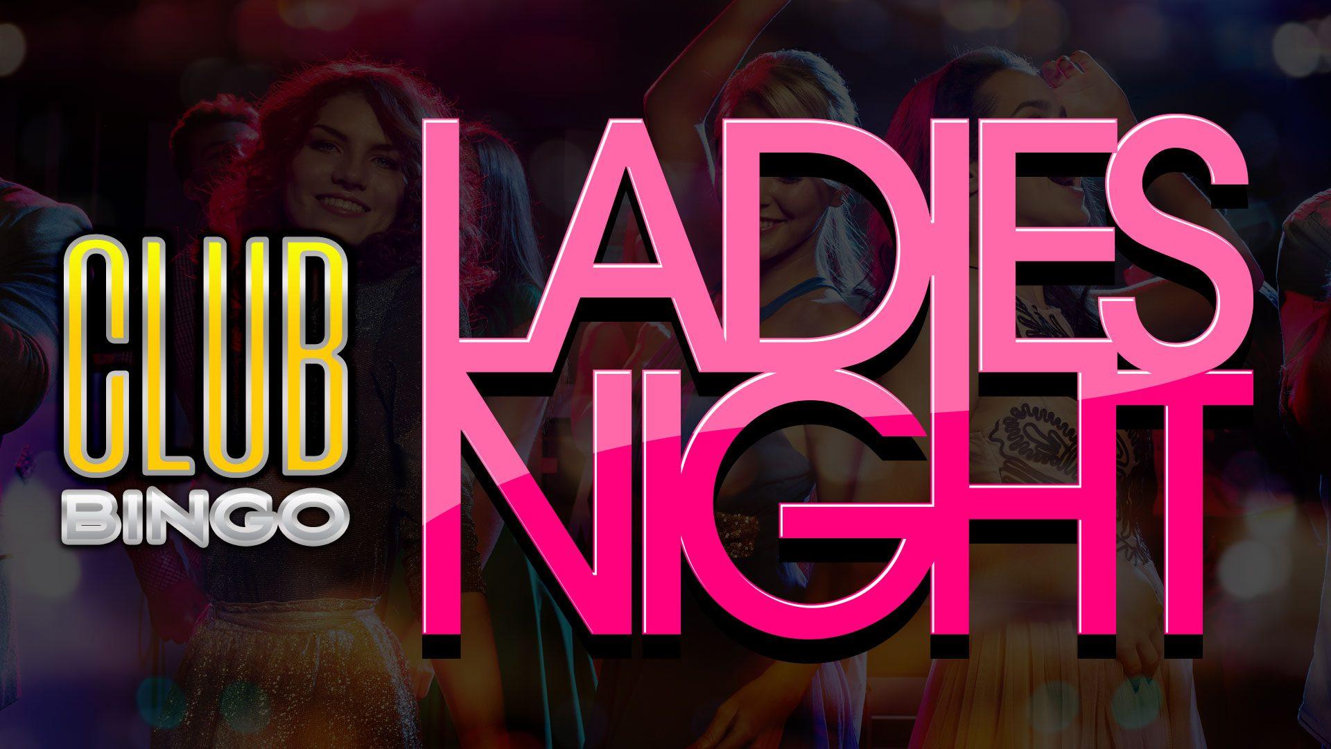 club bingo ladies-night