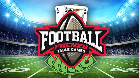 football-frenzy table games